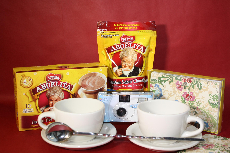 Nestle Abuelita   Latinaish