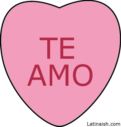Spanish Conversation Hearts – Free Images! – Latinaish