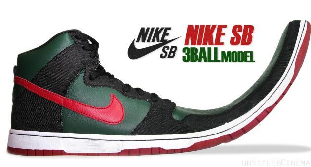 Nike SB 3Ball