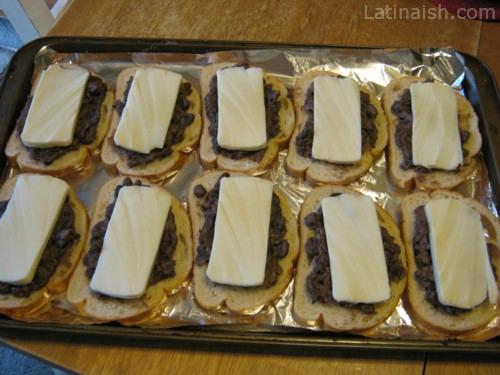 Salvadoran recipe
