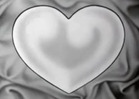 I Love Lucy heart - blank