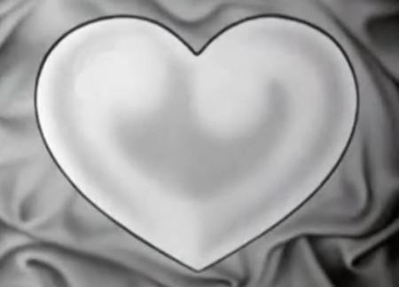 I Love Lucy heart - blank