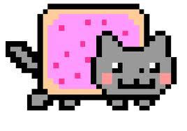 Nyan Cat Aka Pop Tart Created By Illustrator Chris Torres