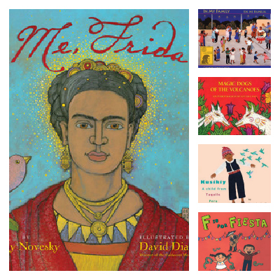 A few of my favorite books for children. Click the image for more.