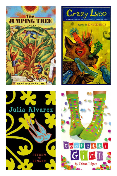 These are some of my favorite Middle Grade and YA books. Click the image for more.