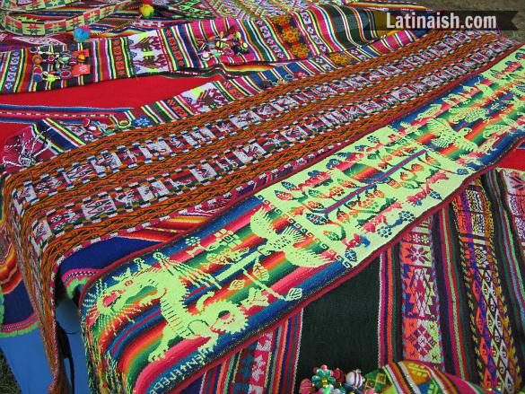 Kallawaya textiles (Bolivia)