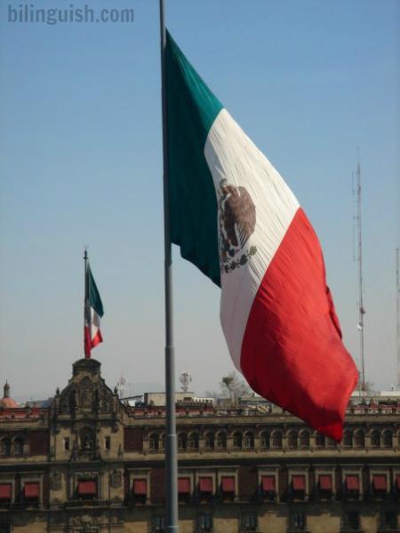 Mexico DF gris