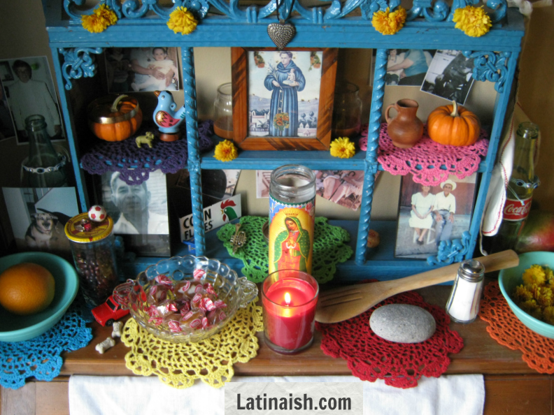 ofrendas and changing beliefs latinaish