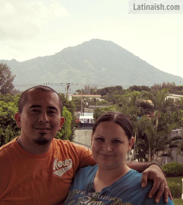 Carlos y Tracy - San Salvador, El Salvador 2011