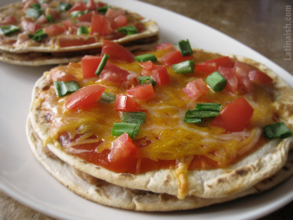 Taco Bell Mexican Pizza Copycat - Latinaish.com