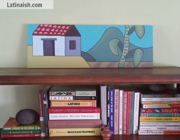 mural-on-shelf