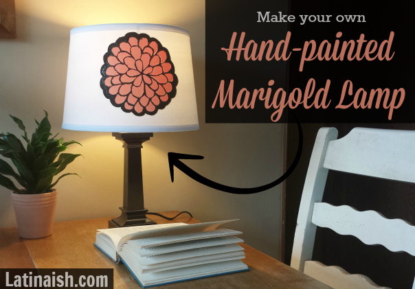 DIY-handpainted-lamp