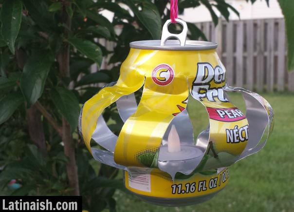 soda-can-lantern