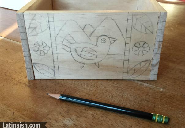 box-sketch-design