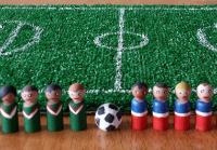 Soccer Playset