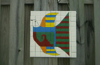 Ceramic Tile Mosaic