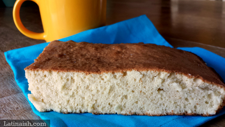 Marquesote Cake