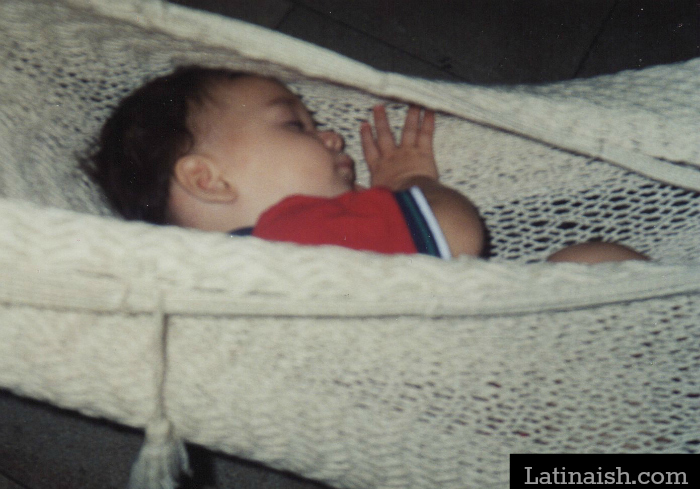 hammock-baby
