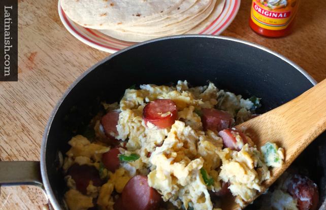 hotdog-eggs