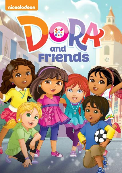 Dora y sus amigos en la ciudad (2015) DVDRip - Mega Descargas