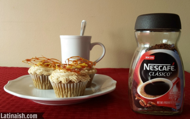 Coffee Rum Cupcakes