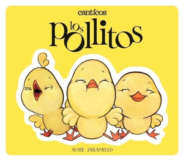los-pollitos-canticos-book