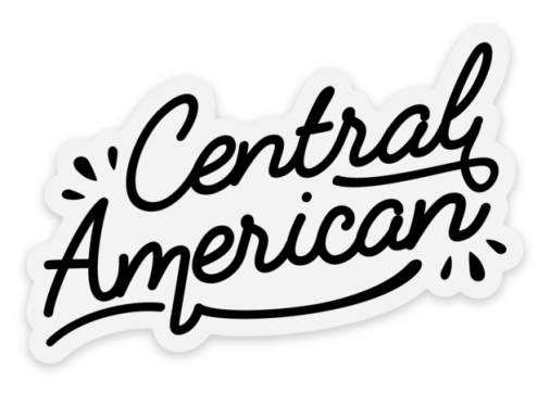 central-american-sticker